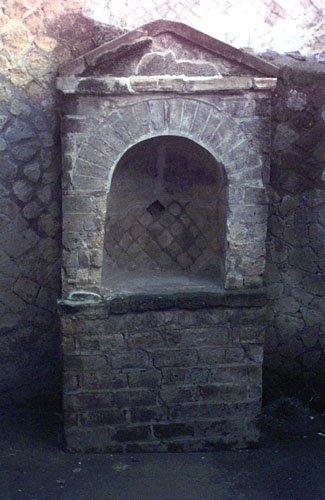 Scavi di ercolano - Isolare parete interna a nord ...